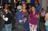 QWOCMAP - Film Festival crowd