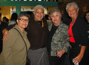 QWOCMAP Producers Circle - Eleanor, Jewelle, Olga, Rosalinda